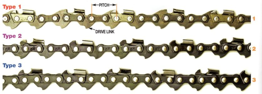 "57 drive link chains Chainsaw chain 16/"" for B/&Q TRY38PCSA chainsaw"